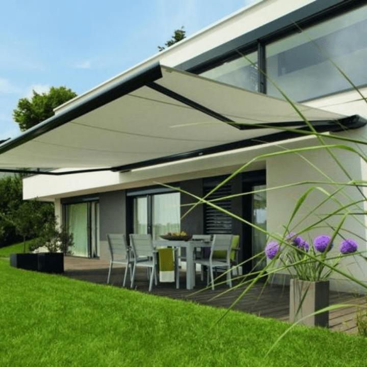 Toldos de grandes dimensiones para la terraza