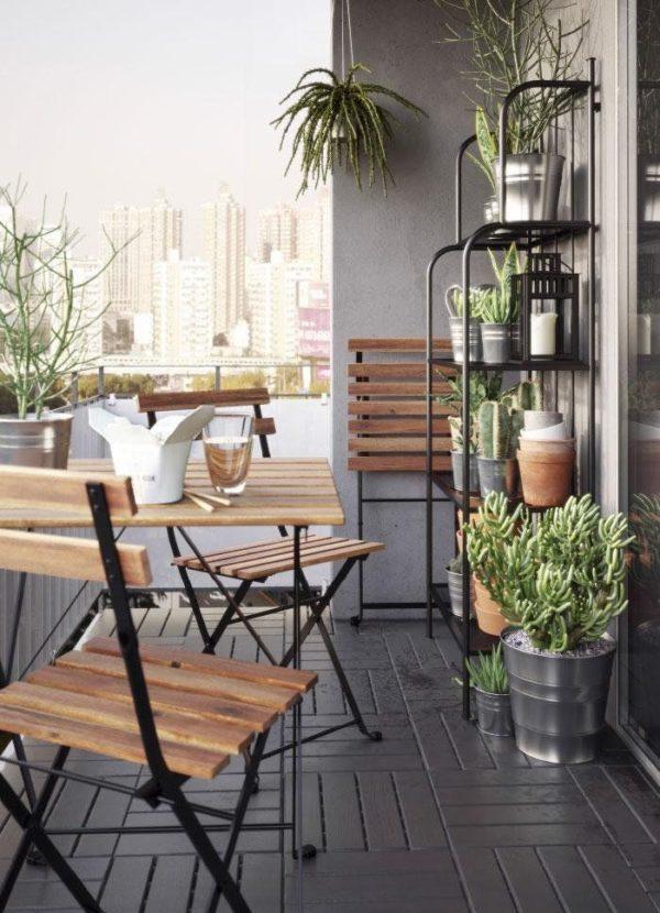 muebles prácticos exterior