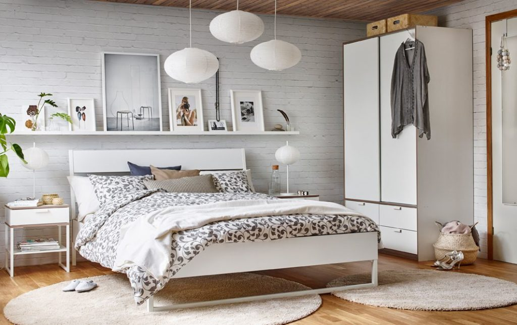 dormitorio bien aprovechados para ganar espacio