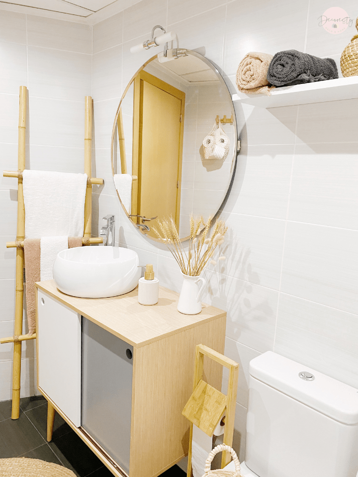 reforma de baño: ideas low cost