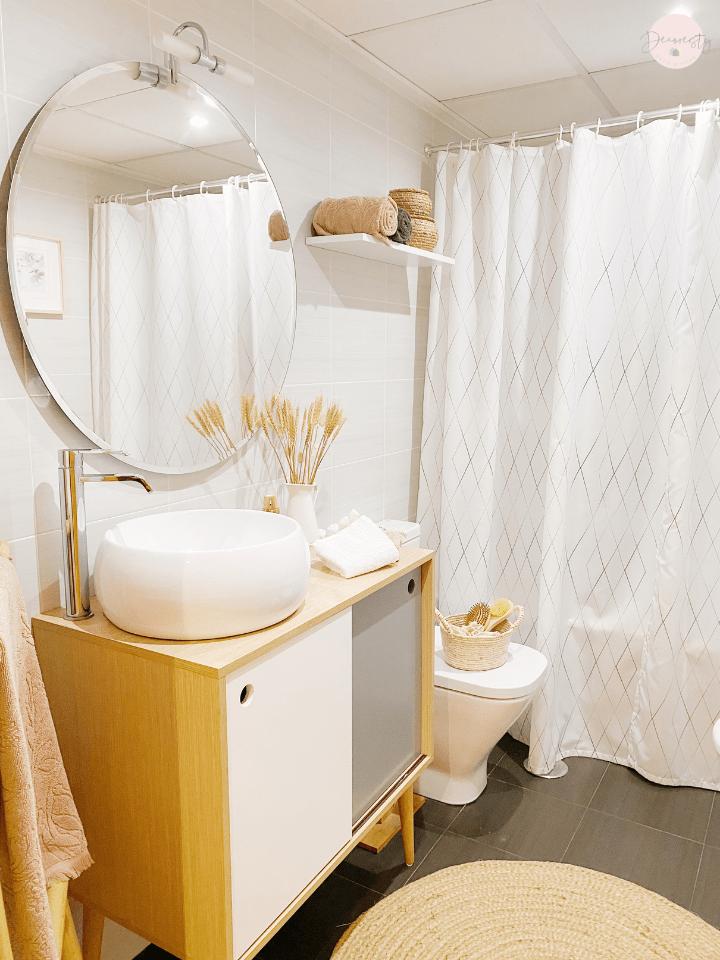 ideas low cost para renovar el baño sin obras