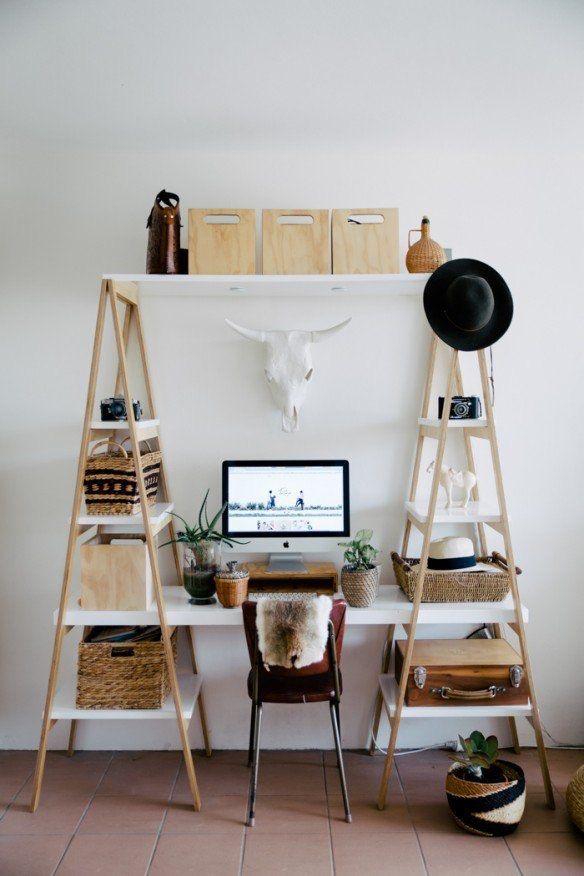 Ideas originales para montar tu oficina en casa