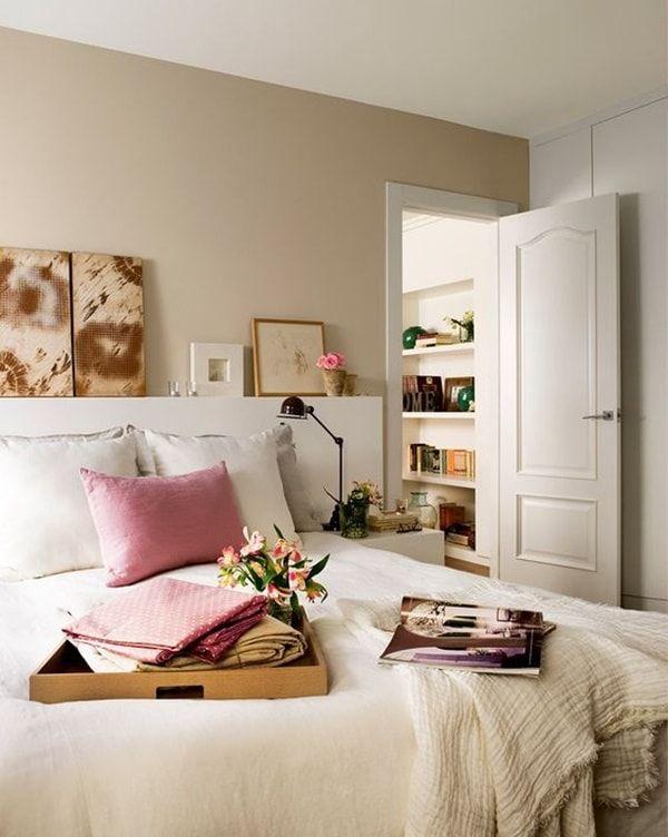 colores neutros para decorar el dormitorio