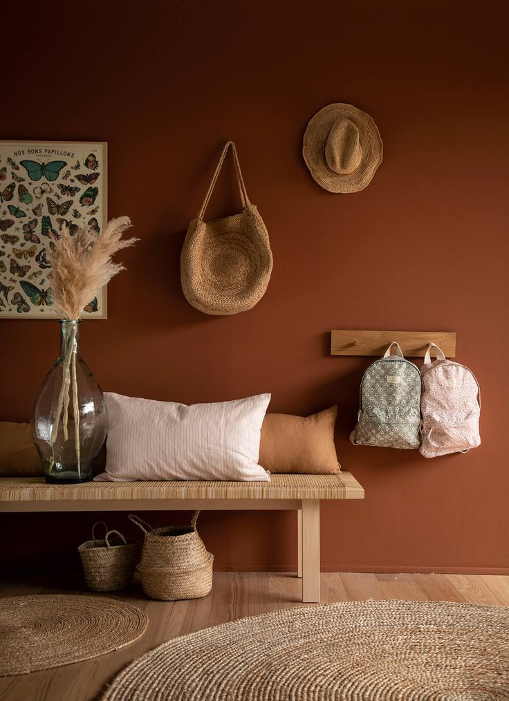 Terracota para las paredes