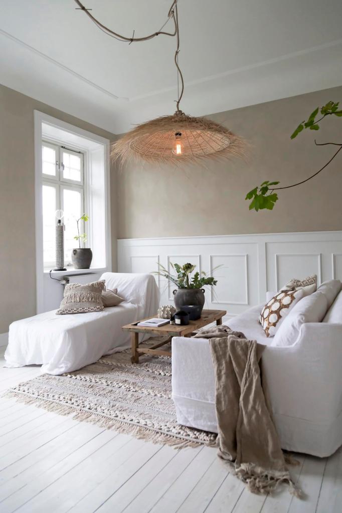 Zócalos, molduras y arrimaderos para las paredes