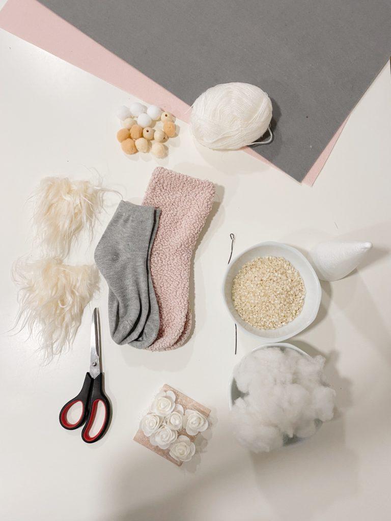 Materiales necesarios para hacer un duende