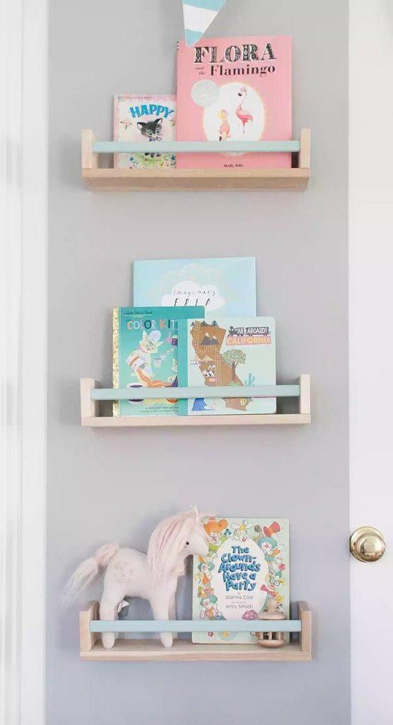 Aprovechar el espacio en dormitorios infantiles
