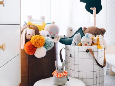 Ideas para organizar juguetes