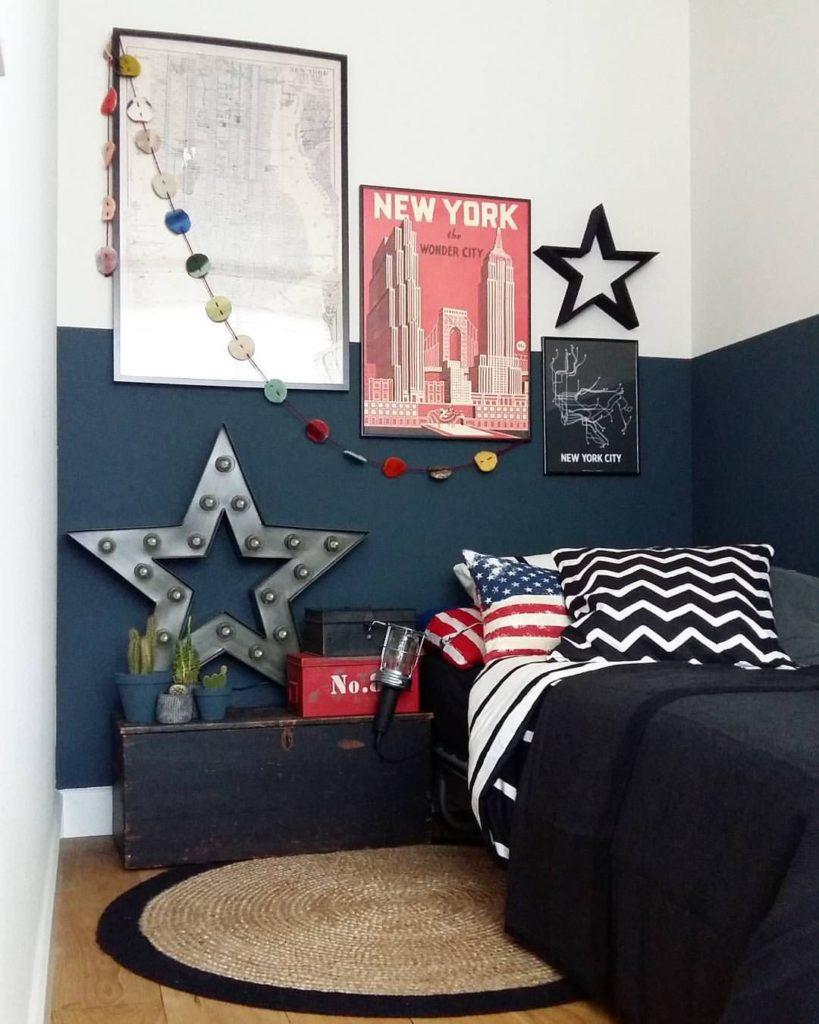 Decoración dormitorios juveniles pequeños
