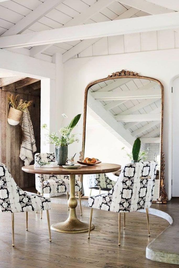 Grandes espejos para decorar