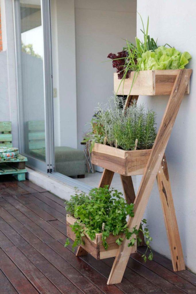 Ideas para crear un huerto en casa