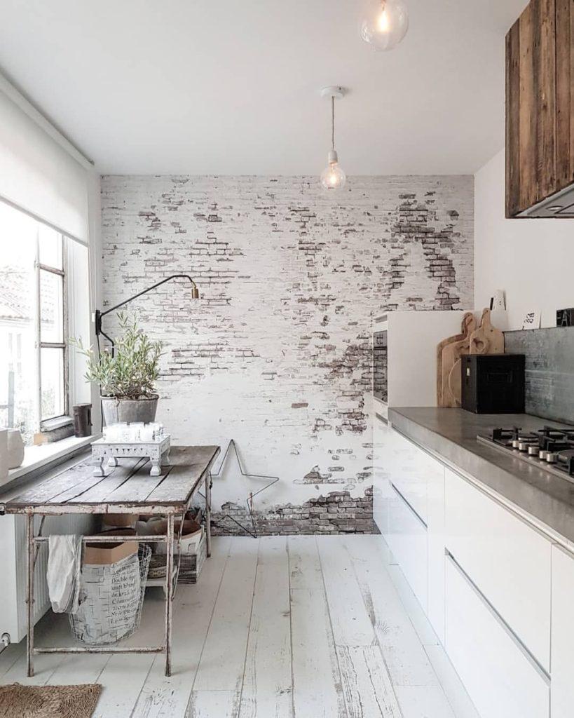 Piezas antiguas para decorar la cocina