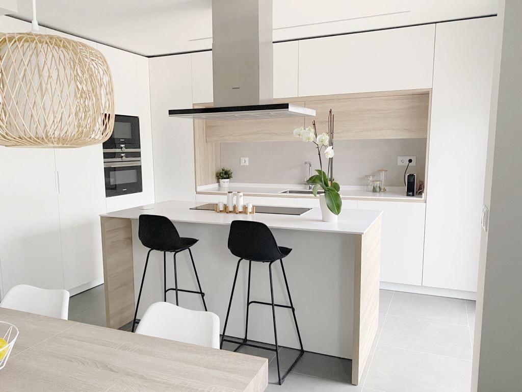 cocinas de diseño minimalista