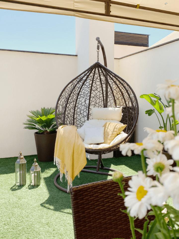 Como renovar la terraza