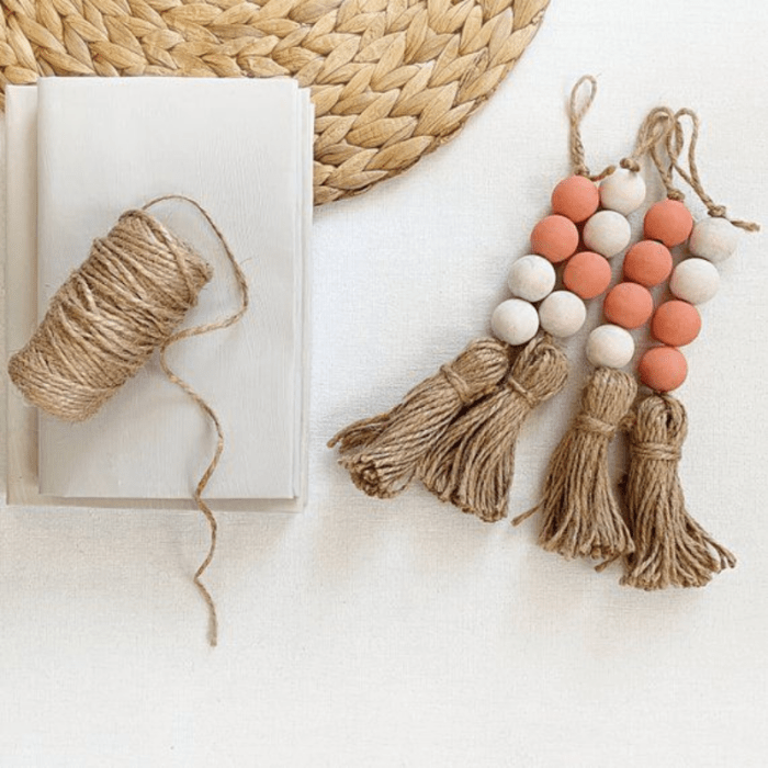 Tips para decorar con borlas