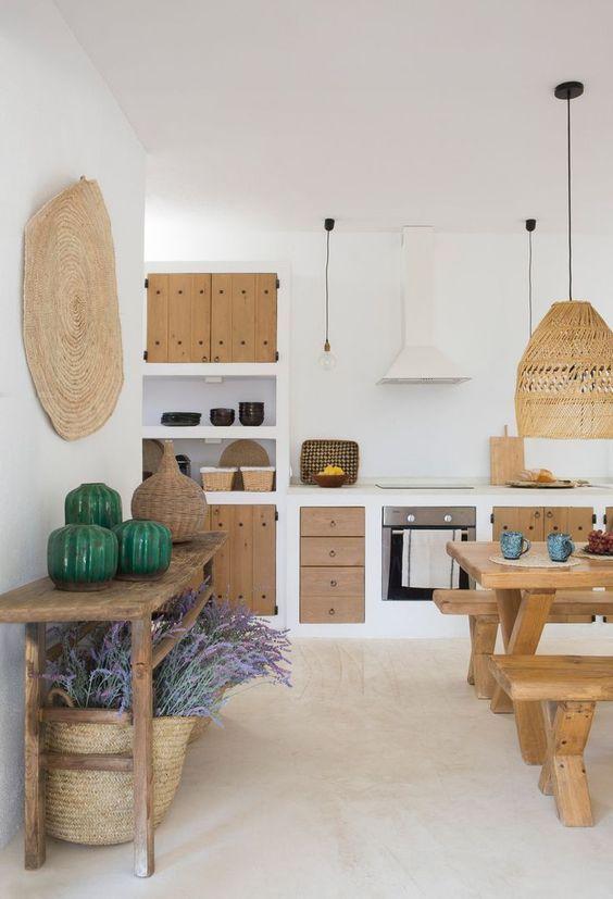 Cocinas decoradas con estilo raw