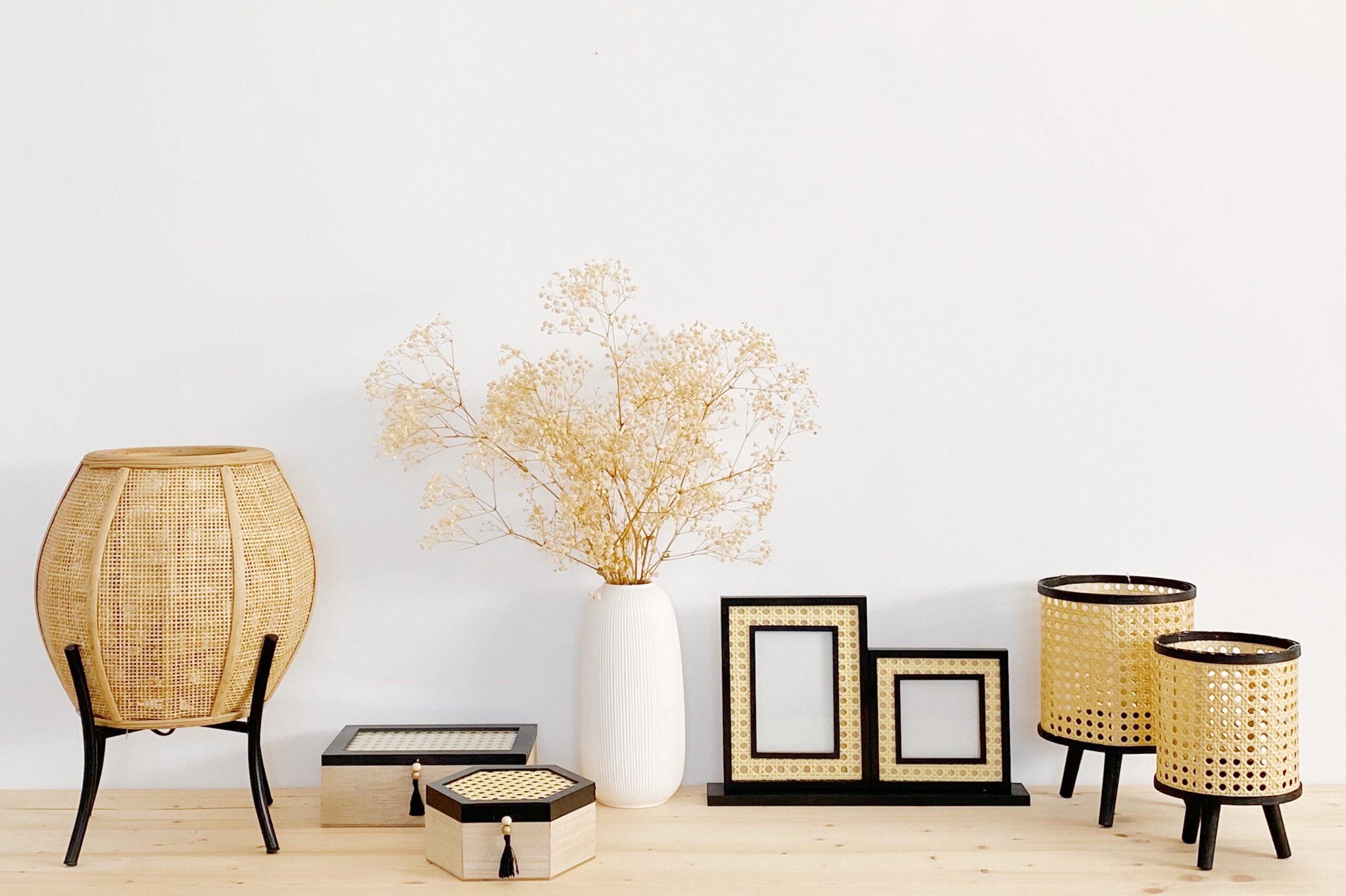 Tendencias en decoración de interiores. Cannage. Black collection