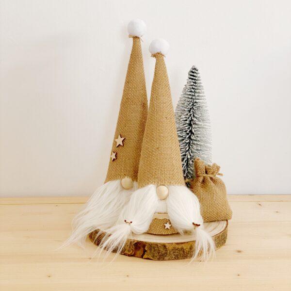 gnomos navideños decorativos