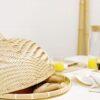 cubreplatos de bambú para alimentos
