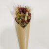 Ramo de flores secas y preservadas varios colores