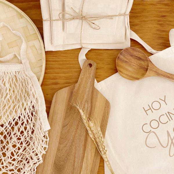 kit de regalo cocina sostenible